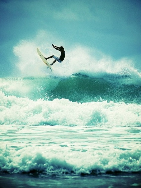 Home is were the waves are