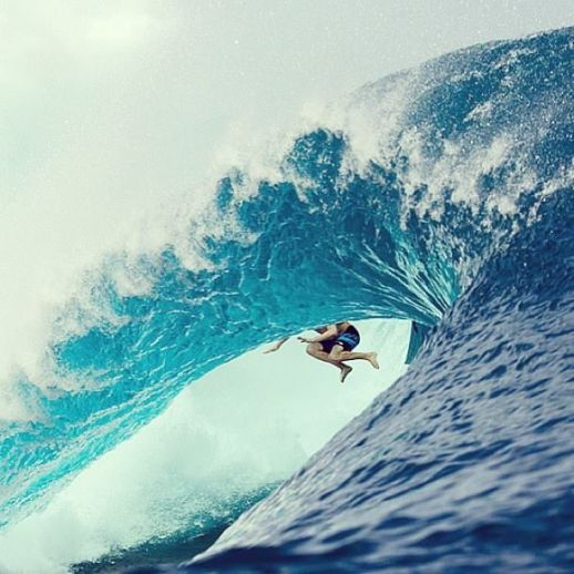 Surf extreme wave