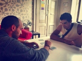 Aitor and Andraz