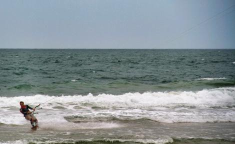 kitesurf casca